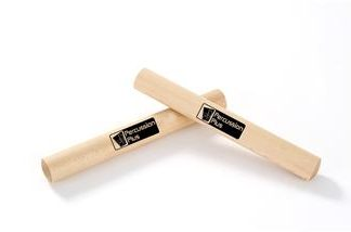 rhythm sticks or claves