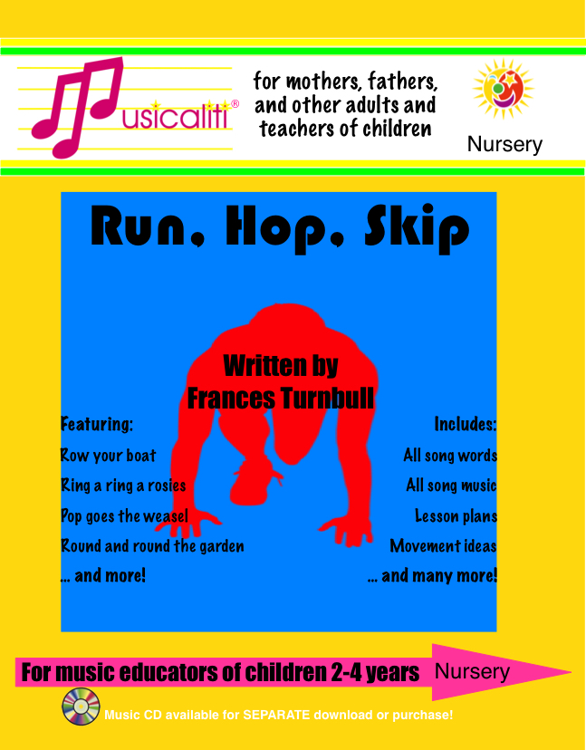 Run Hop Skip Lesson Planner